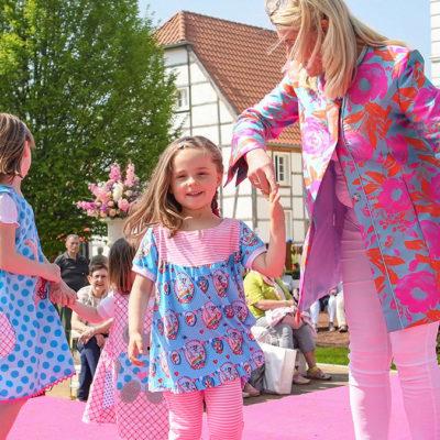 Modenschau-Kinder-Tanz-galerie